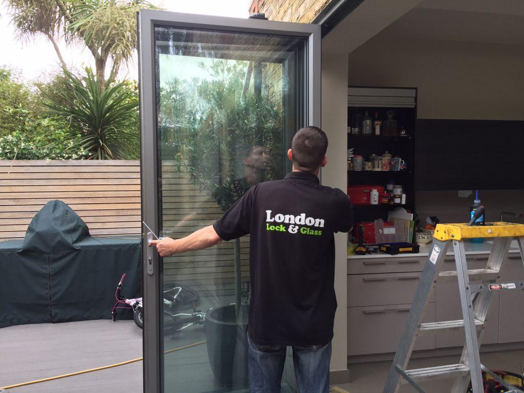Glass Door Lock Repairs London